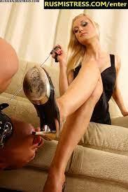 Russian Mistress Foot Worship