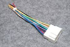 wiring harness adapter ebay Aftermarket Wiring Harness honda radio wiring harness adapter for aftermarket radio installation 1721 aftermarket wiring harness for 1966 mustang