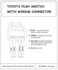 12 volt push pull switch wiring diagram wiring diagram data fog lights push button switch 12 volt for toyota rav4 prado 150 200 bass guitar pickup wiring diagram two 12 volt push pull switch wiring diagram