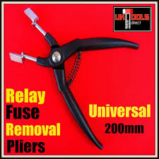 removal pliers fuse electrical box relay puller tool auto universal relay removal pliers fuse electrical box relay puller tool auto universal