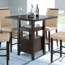 Counter Height Cabinet Corliving Bistro Counter Height Dining Table With Cabinet