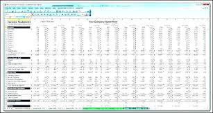 financial projections template revenue projection template excel free financial forecast