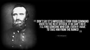 Stonewall Jackson Quotes New LeeJackson Day 48 Stonewall Jackson Quotes TheFreshQuotes