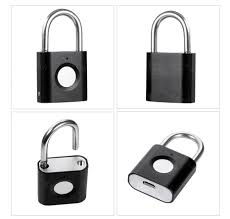 2020 <b>KERUI P3 Mini Anti Theft</b> Intelligent Smart Security Fingerprint ...