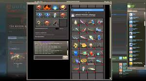 dota 2 trade mythical pudge hook for 25 rares youtube