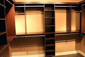 how to build a cedar closet in garage shelves wood laundry built custom walk closets organizer bathrooms inspiring c