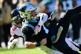 Carolina Panthers Qb Depth Chart Nfl Quarterback Kyle Allens Honeymoon With The Carolina