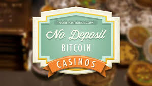 They have great games, awesome promotions, and fast payouts. No Deposit Bitcoin Bonuses For 2021