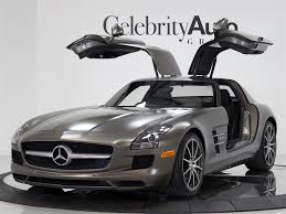 2011 Mercedes-Benz SLS AMG Gullwing Matte Grey for sale in ...