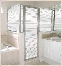 Bathroom Design  Amazing Window Privacy Options Window Glass Film Shower Privacy