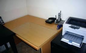 clear plastic desk pad clear desktop mat clear desk protector clear desk protector mat clear plastic