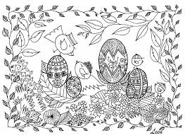 Coloring Pages Free Easterng Pages For Adults Awesome Best Kids