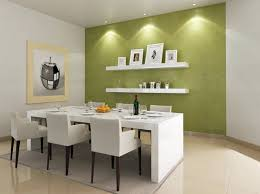 dining room paint color ideasWhite green dining room paint colors with white furniture
