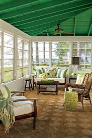 Screened In Porch Design porch and patio design inspiration southern living 3081 by uwakikaiketsu.us