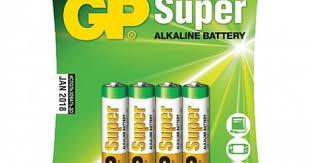 <b>Батарейка GP</b> Super AAA (<b>LR03</b>) <b>24A</b> алкалиновая, BC4 <b>4</b> штуки ...