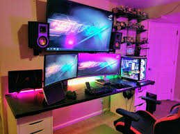 Best Streaming Lights Rgb Is Still Cool Right Best Gaming Setup Video Game