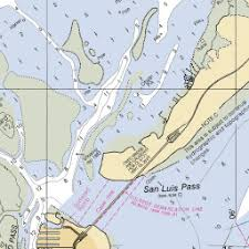 San Luis Pass Fishing Reports And Maps