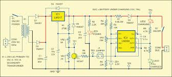 12v Battery Charger Detailed Project With Circuit Available