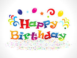 Free Birthday Backgrounds Abstract Happy Birthday Backgrounds Elsoar