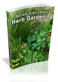 herb gardening read free books