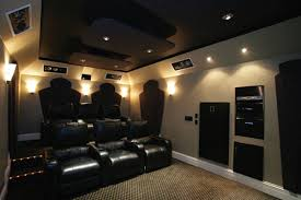 home theater step lighting. home theater decor lighting step g