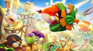 Angry Birds 2 Mod APK 2.50.0 (Menu, Tiền, Năng Lượng) - Ngọc Hoàng IT