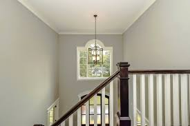what size chandelier for two story foyer designs