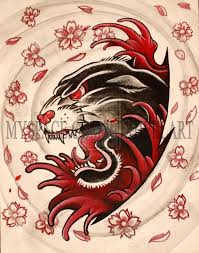 Panther Tattoo Sketch By Roxhell On Deviantart эскизы и татуировки