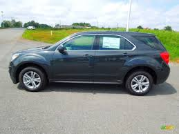Ashen Gray Metallic 2013 Chevrolet Equinox LS Exterior Photo ...