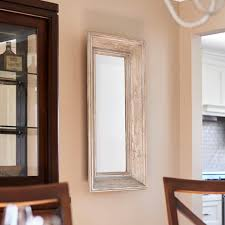 wood wall mirrors. Rectangular Wood Wall Mirror Mirrors