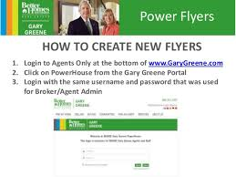 How To Do Flyers Ez To Do Power Flyers From Bhgre Gary Greene