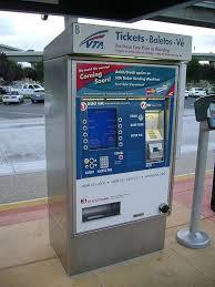 Vta Ticket Vending Machine Locations New Vta Light Rail Clipper Viewkakaco