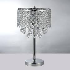 table lamp chandelier 7 luxury crystal floor candle light decorative living