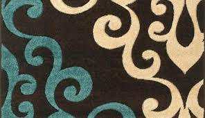 brown and turquoise bath rugs red room teal rug living grey ideas blue dark light large brown and turquoise bath rugs