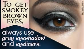 brown eyes have their own drama and effects like other eye colors and they can be accentuated with the correct natural makeup read on to know how you can