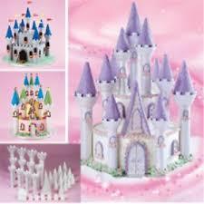 Wilton Princess Fairy Tale Castle Cake Set Novelty Birthday Cake