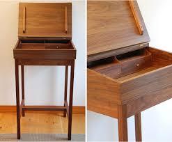 stand up desk wood. Unique Stand Hawk Ridge Furniture Walnut Desk Throughout Stand Up Wood L