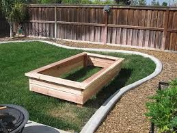 Small Picture Garden Box Ideas Beautiful Raised Bed With Built In Trellis From