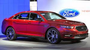 بالصور اعادة انتاج سيارات فورد توروس 2015 Ford Taurus
