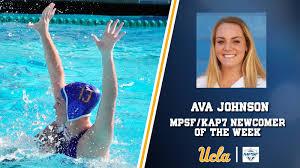 Ava Johnson - Women's Water Polo - UCLA