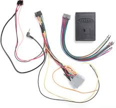 axs chto 02 wiring interface connect a new car stereo and retain rap and the factory amp in 2004 08 chrysler pacifica and 2004 dodge ram vehicles at