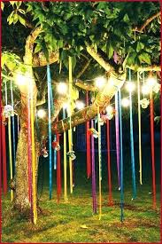 party lighting ideas outdoor. Diy Backyard Party Ideas Outdoor Lighting For A Comfortable .