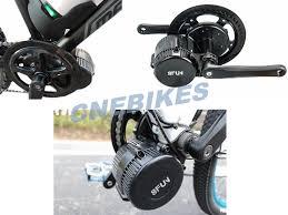 8fun Bafang Mid Crank Motor 36v 350w Mid Drive Ebike Kit For