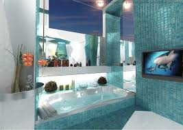 Dark Blue Bathroom Blue Bathroom Interior Design Rendering Light Blue Ceramic