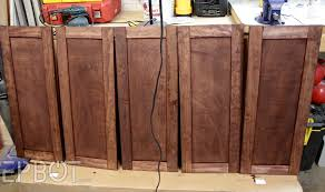 vintage cabinet door styles. Vintage Cabinet Door Styles For Inspirations Under Our Garage Shop Lights The Stain Tended To Look