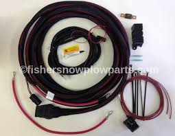 78204 fisher polycaster western tornado blizzard ice chaser 78204 fisher polycaster western tornado blizzard ice chaser vehicle side harness kit