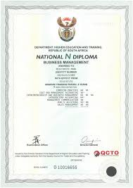 diploma business management national diploma business management