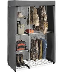 great standing closet rack