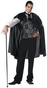 Menu0027s Victorian Vampire Costume