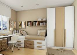 Bedroom Design For Small Space Home Ideas